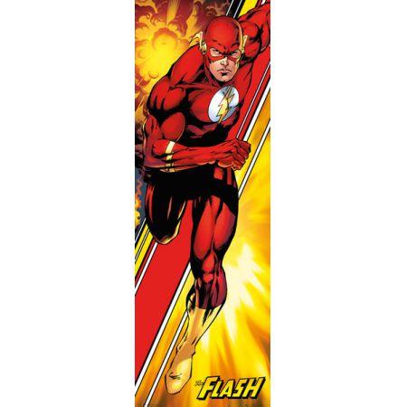 Dc Comics Liga Sprawiedliwości Flash Plakat