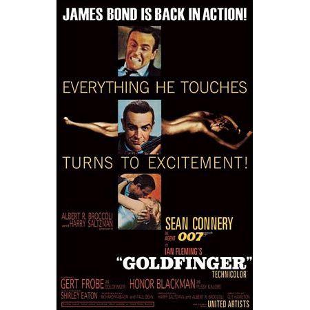 Goldfinger (James Bond 007) full movie online HD for