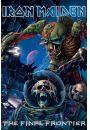 Iron Maiden - The Final Frontier - plakat - Iron Maiden