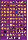 Smiley Face Kompilacja - Uśmiechy - plakat - Plakaty. Humor