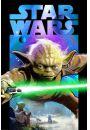 Gwiezdne Wojny Yoda Medytacja - plakat