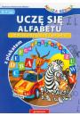 Uczę się alfabetu od A jak antylopa do Z jak zebra