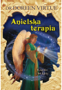 Karty Anielska terapia - talia + ksi��eczka - Doreen Virtue