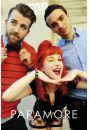 Paramore Trio - plakat