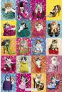 Kotki w Butach Keith Kimberlin - plakat - Plakaty. Humor
