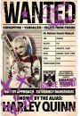 Legion Samobójców Wanted Harley Quinn - plakat - Akcji