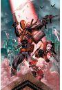 DC Comics Deathstroke i Harley Quinn - plakat - Akcji