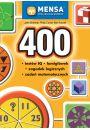 400 testów IQ łamigłówek zagadek logicznych zadań matematycznych - Pamięć, inteligencja, szybka nauka