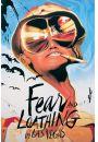 Las Vegas Parano - Johnny Depp - plakat - Kultowe