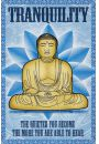 Budda - Spok�j - plakat motywacyjny - Feng Shui