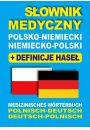 eBook Słownik medyczny polsko-niemiecki niemiecko-polski z definicjami haseł pdf