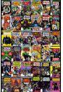Star Wars Gwiezdne Wojny - Komiksy - retro plakat - Fantastyczne