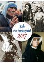 Kalendarz 2017 rok ze świętymi - Naukowe i popularnonaukowe
