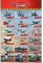 Samoloty - Planes Bohaterowie - plakat - Komedie