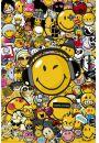 Smiley Face - Uśmiech - plakat - Plakaty. Humor