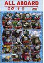 Tomek i Przyjaciele - Przegląd - Thomas - plakat - Plakaty. Filmy dla dzieci