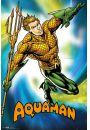 DC Comics Aquaman - plakat - Plakaty. Filmy dla dzieci