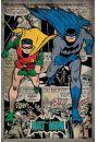 Batman i Robin - Komiks - plakat - Animowane