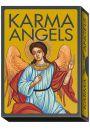 Wyrocznia Anioły Karmy, Karma Angels Oracle - Karty, książki