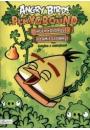 Angry Birds. Playground. Chuck koloruje i łamie główkę. Książka z naklejkami