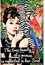 Audrey Hepburn Prawdziwe Pi�kno - plakat - Aktorzy