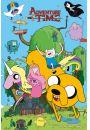 Pora na Przygodę Domek. Adventure Time - plakat