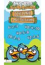 Angry Birds. Playground. Dzielenie z Niebieskimi