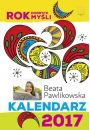 Kalendarz 2017 Rok dobrych myśli - Kalendarze