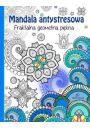 Mandala antystresowa Fraktalna geometria piękna