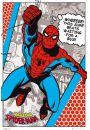 Marvel Komiks - Spiderman - plakat - Plakaty. Filmy dla dzieci