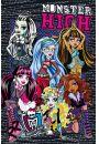 Monster High Upiorna Szkoła Kolce - plakat - Plakaty. Filmy dla dzieci