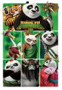Kung Fu Panda 3 - Bohaterowie - plakat - Animowane