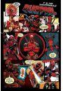 Marvel Deadpool Kola� - plakat - Akcji