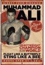Muhammad Ali Vintage - plakat - Plakaty. Sport