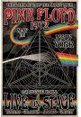 Pink Floyd Ciemna strona księżyca - plakat