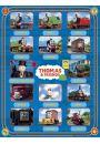 Tomek i Przyjaciele Bohaterowie - Thomas - plakat - Plakaty. Filmy dla dzieci