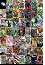 DC Comics - Ok�adki Komiks�w - plakat - Plakaty. Dzieci�ce