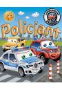 Samochodzik franek - policjant