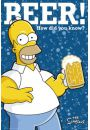 The Simpsons - Piwo Skąd Wiedziałeś ? - plakat - Komedie