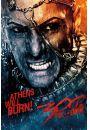 300 Pocz�tek Imperium Athens will Burn - plakat - Fantastyczne