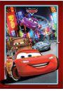 Auta Cars - Tokio - plakat 3D - Plakaty 3D. Dziecięce