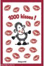 Sheepworld - 1000 kisses - plakat