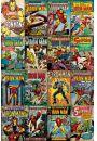 Marvel Iron Man Okładki Komiksów - plakat