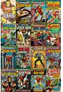 Marvel Iron Man Ok�adki Komiks�w - plakat