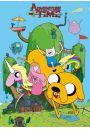 Pora na przygod� - Adventure Time - Dom - plakat - Seriale
