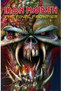 Iron Maiden Final Frontier - plakat - Iron Maiden