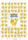 Pokemon Go Pikachu - plakat - Gry