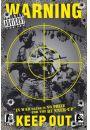 Zakaz Wstępu - Strefa Wojny - plakat - Gry