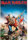 Iron Maiden The Trooper - plakat