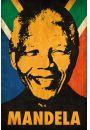Nelson Mandela Autorytet - plakat - Sławni